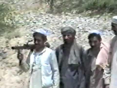 The Khyber Pass (Pakistan/Afghan border 1990)