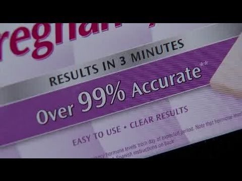$1 Pregnancy Test - Is It Accurate