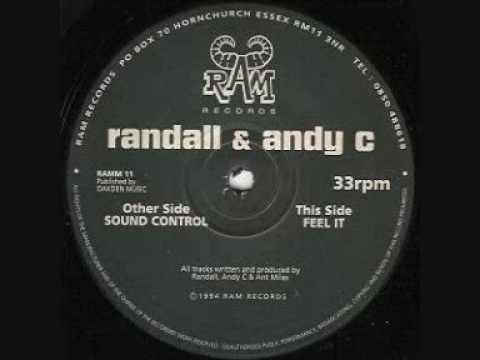 Randall & Andy C - Feel It