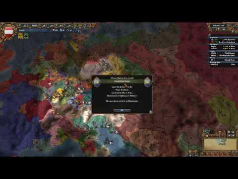 EU4 Austria Strategy