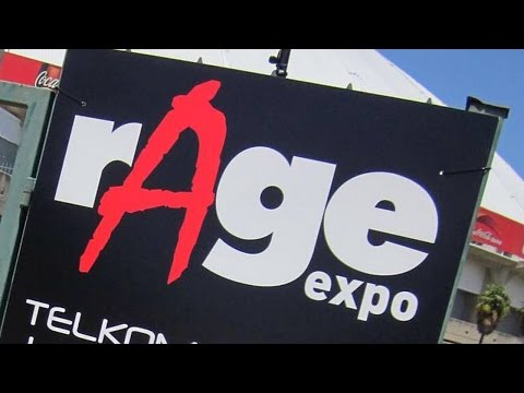 rAge Expo 2016 | South Africa