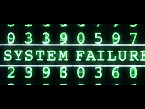 The Matrix end scene; Neo's phone call to the machines