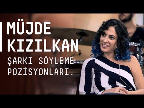 Müjde Kızılkan - Sohbet /  Şarkı söyleme pozisyonları. @Akustikhane