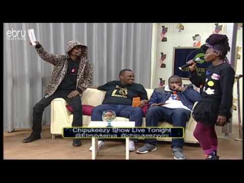 Kansoul's Reaction On Tamara's Song To Ellen Degeneres on Chipukeezy Show
