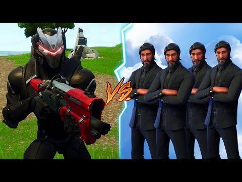 SOLO SQUADS! 30 KILL GAME ATTEMPTS!