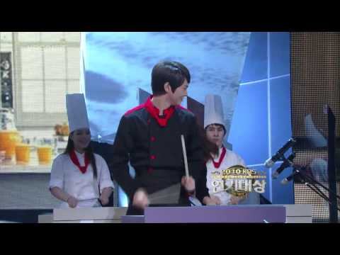 2010 KBS Drama Awards - King of Baking special performance