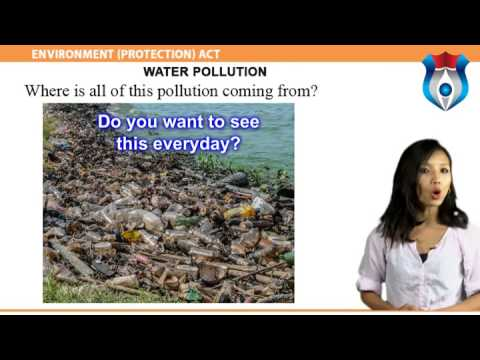 Environment Protection Act NEW