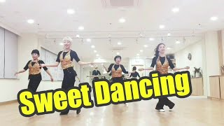 """Sweet Dancing"" Linedance 김희진라…"