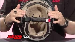 Nolan N20 Vintage Helmet