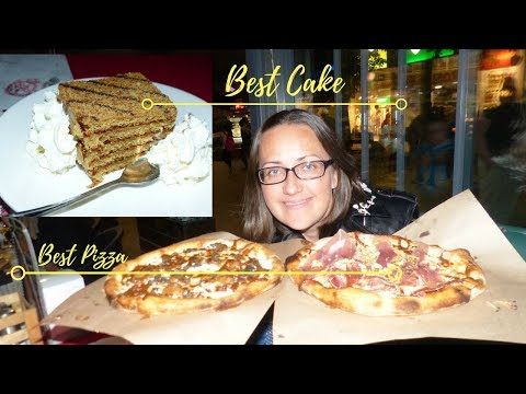 Best Pizza And Best Cake - Sofia Bulgaria | LGBTQ Family Travel