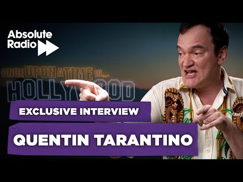 Once Upon A Time In Hollywood - Quentin Tarantino Interview