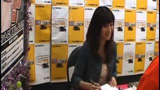 2013年3月30日愛媛県のシンク書店東長戸店にて開催された、川上ゆうさん...