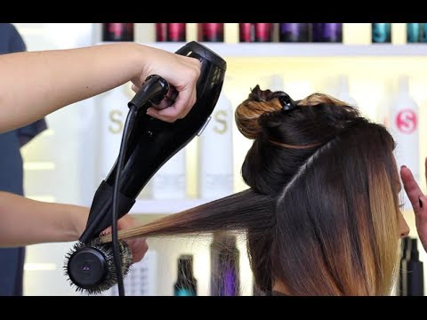 How To Blow Dry Soft Style Out By TONIampGUY YouTube