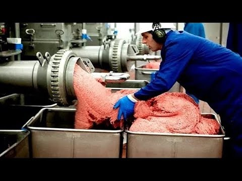 Amazing Food Cutting & Processing Machines ★ Fast Workers Meat Cutting Satisfying Video Food Machine