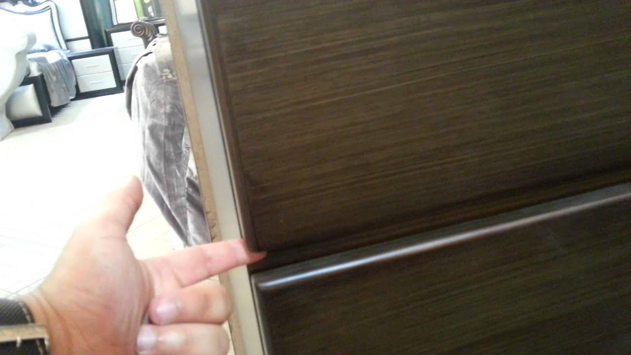 غرف النوم الجديدة   الدرج السحاب بدون مقابض ( المخفي )       YouTube