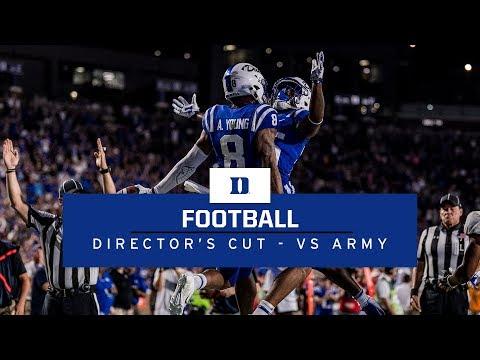 Duke Football Director's Cut: Duke vs Army West Point Mp3