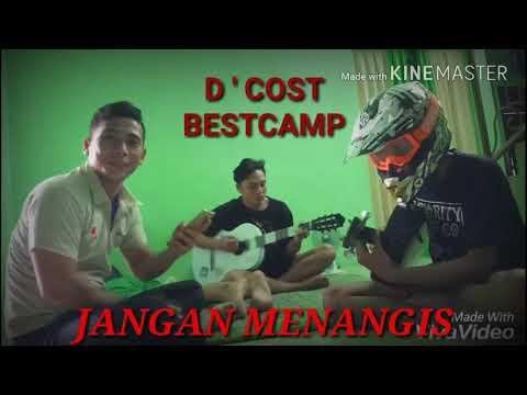 Cover Jangan Menangis by D'cost Basecamp