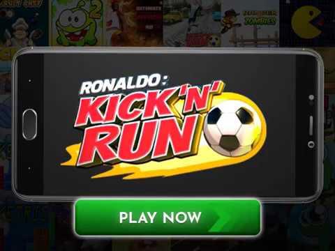 Ronaldo Kick N Run Mobile4Fun