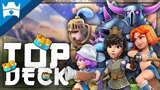 5 DECKS TO DOMINATE THE GLOBAL TOURNAMENT!!!    Best Decks for the New Meta in February 2019!