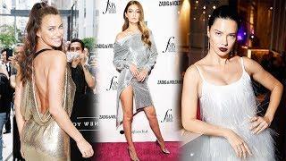 Неделя моды в Нью Йорке 2018 - Гости на красной дорожке (Часть 1)