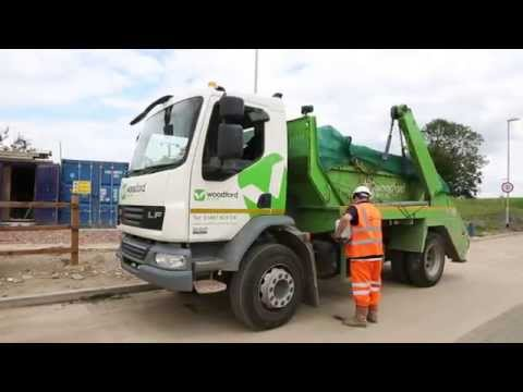 Woodford Recycling Services Ltd - What do we do?
