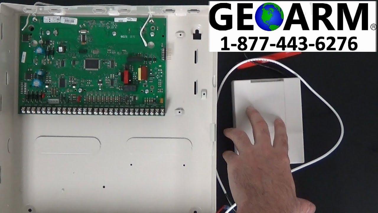 interlogix concord 4 how to install alarm com cellular communicator [ 1280 x 720 Pixel ]