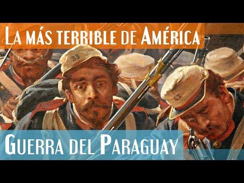 ¿la-más-terrible-de-américa?-guerra-del-paraguay-contra-la-triple-alianza
