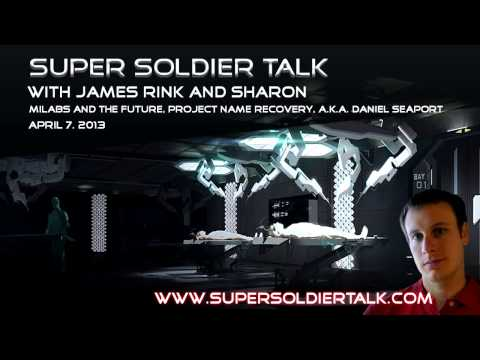 Super Soldier Talk - Sharon - Project Name Recovery, AKA Dan