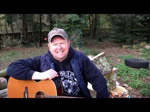 Clint Bradley - Old Red - A Song From The Wood Pile