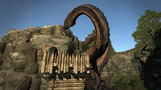 Dragon's Dogma Hydra vore test