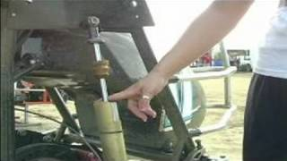 Sprint Car Racing Tips : How Sprint Car Shocks Work