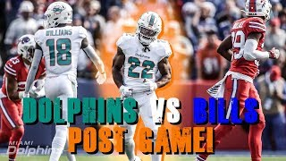 Miami Dolphins vs Buffalo Bills Post Game!!