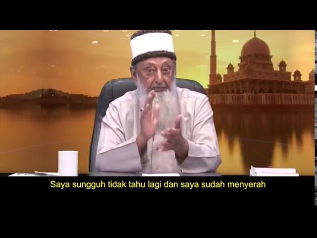 Sheikh Imran Husein - Virus Korona dan Akhir Zaman