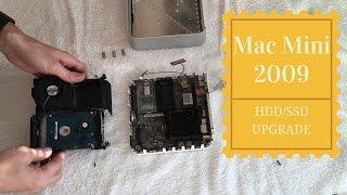 Tutorial ITA - Mac Mini 2009 HDD to SSD Upgrade