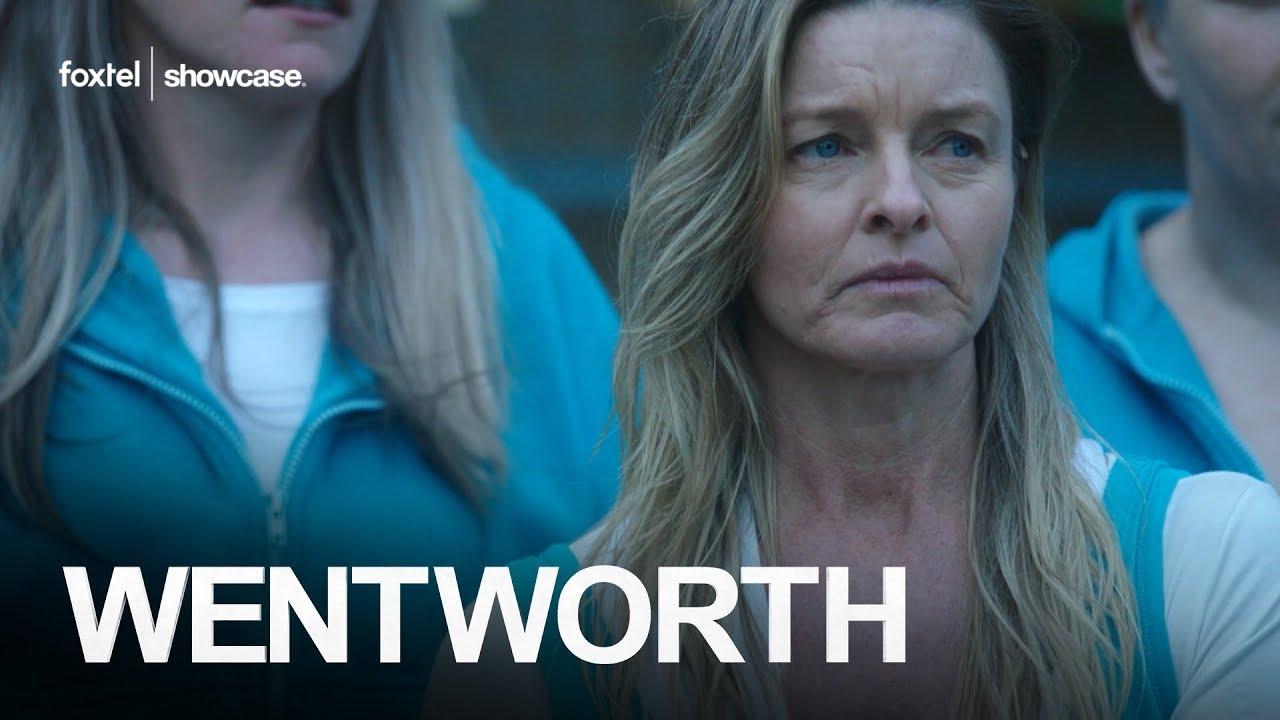 Download Wentworth Season 5 Episode 6 Recap   showcase on Foxtel