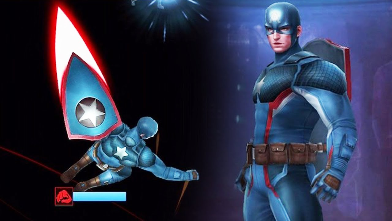 marvel future fight captain america tier 2 unleashed youtube