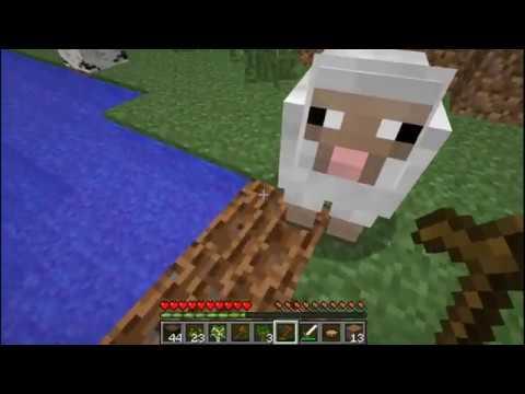 ВЫЖИВАНИЕ В Minecraft #2  Ачивочки.  Много ачивок . (16:9)