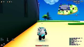 《Cube world Beta》準備把這地區神器拿完囉