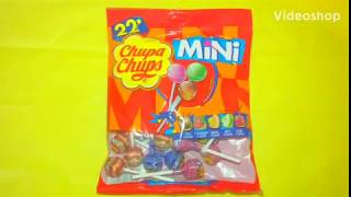 Mini Chupa Chups Lollipop Unboxing