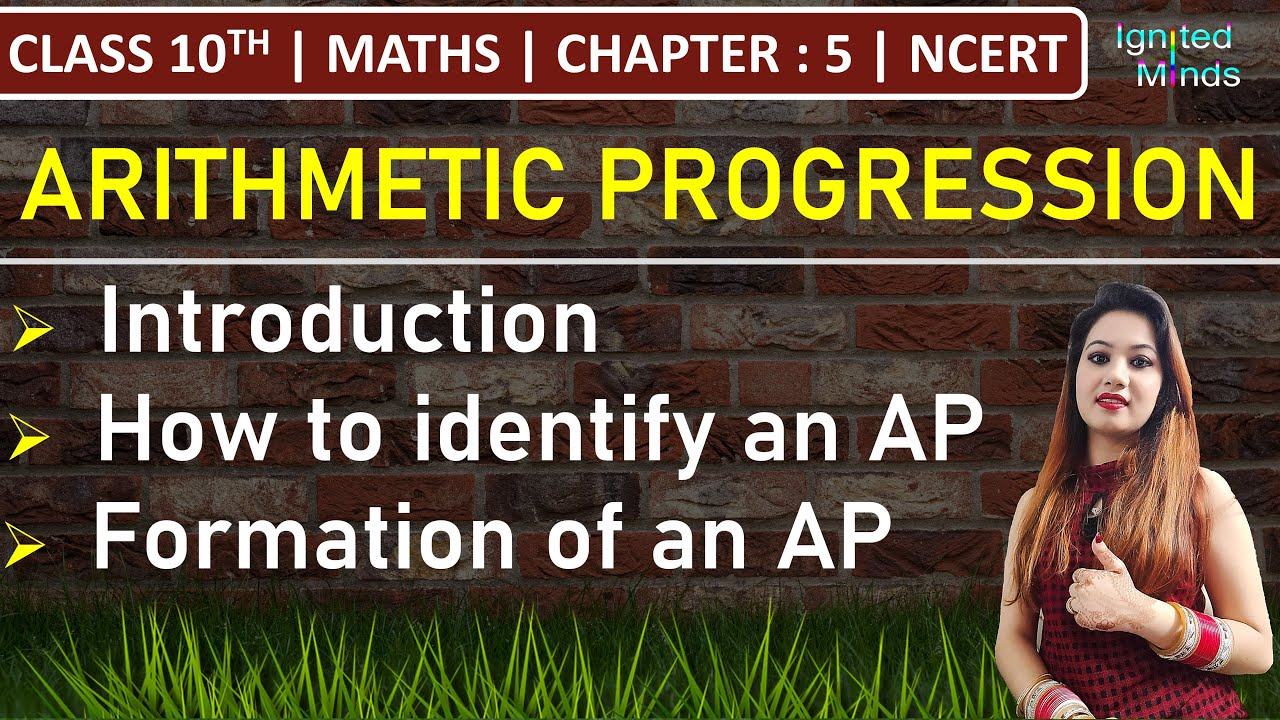Class 10th Maths | Arithmetic Progression (Introduction) | Chapter 5 | NCERT