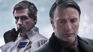 Mads Mikkelsen (³Galen²) & Ben Mendelsohn (³Krennic²) STAR WARS: ROGUE ONE interviews