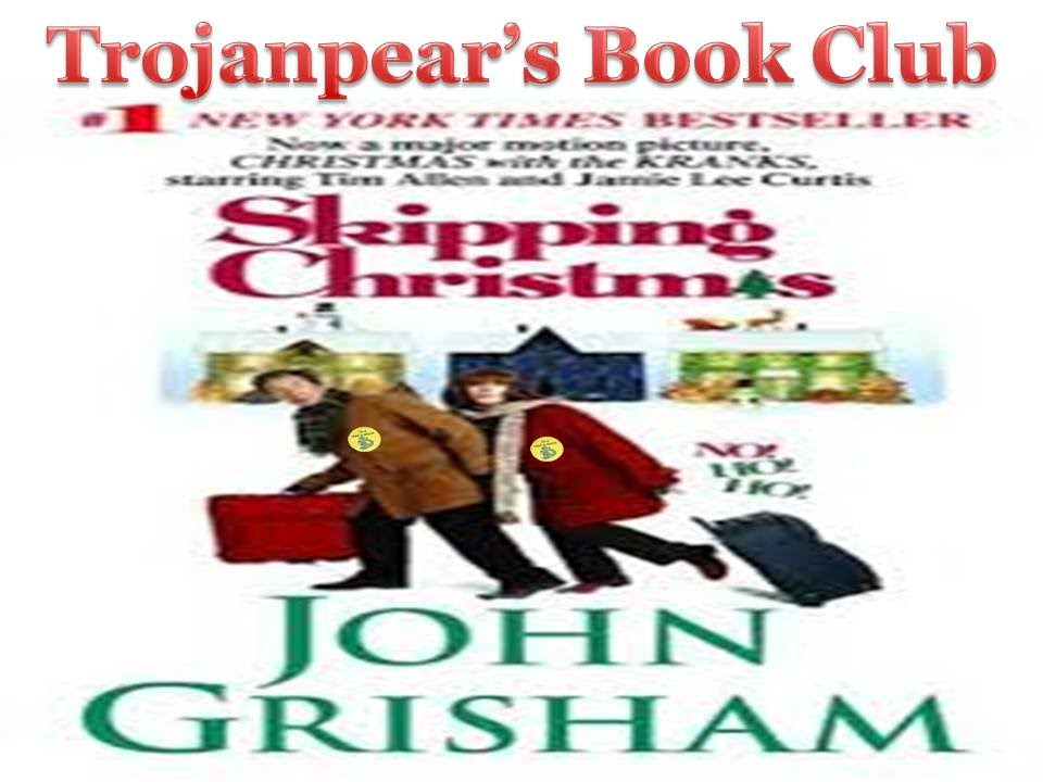 Skipping Christmas (Trojanpear's Book Club) - YouTube