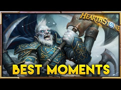 THE BEST Moments ep.108 | Hearthstone