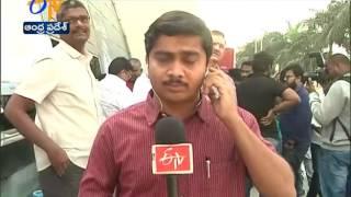 Fans Response on Gowthami Putra Satakarni Movie at Hyderabad