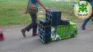 Kontes miniatur truck & audio pantai balekambang