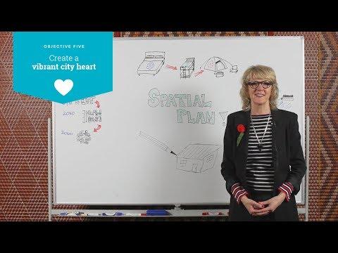 Objective 5 - Create a vibrant city heart