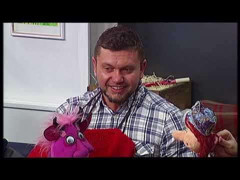 Телеканал UA: Житомир: Особливості професії лялькаря_Ранок на каналі UA: ЖИТОМИР 21.03.19