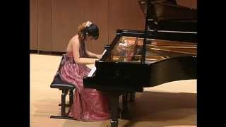 Nadia Azzi (16) plays Chopin Berceuse in D-flat Major, Op. 57
