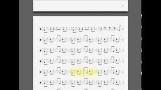 ACDC   Dirty Deeds Done Dirt Cheap drum tab