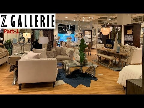 z-gallerie-glam-home-decor-&-furniture-|-part-1-|-shop-with-me-spring-2019